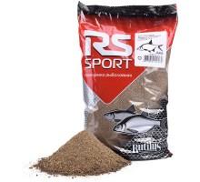 Прикормка рыболовная RS Спорт Лещ Чёрный, 1 кг