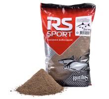 Прикормка рыболовная RS Спорт Плотва Тёмная, 1 кг